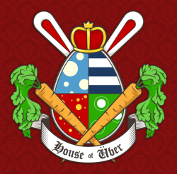 House of Über Coat of Arms